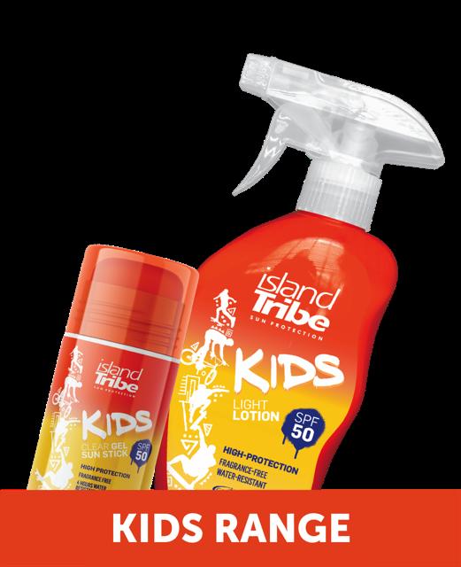 Kids Range  Product Range Top Image