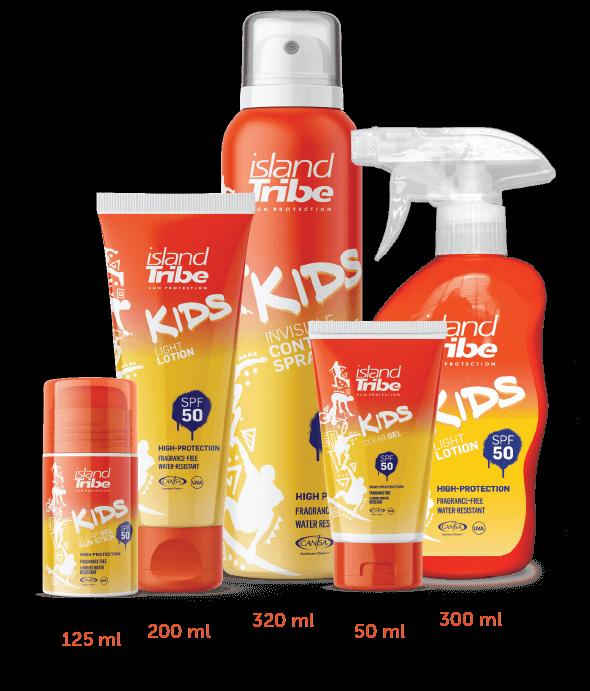 Kids Product Range Image